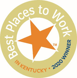 KECH 2020 Best Place to Work in Kentucky