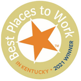 2021 Best PLaces to Work in 2021 in Kentucky